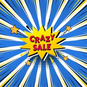 The Crazy Sale