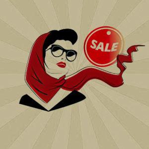 The Big Scarf Sale